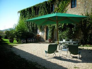 Borgo di Stomennano - Volta A+B, Monteriggioni
