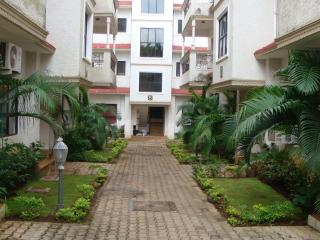 Front View of  Resort