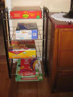 Our game collection for all ages - GREAT fun and lots of laughs for the family!