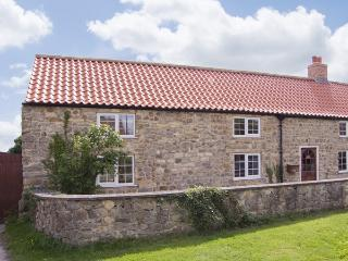 MILLSTONE COTTAGE, pet friendly, character holiday cottage, with a garden in