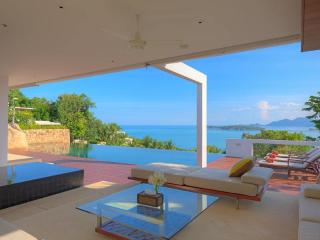 Villa 57 - Unique and Stylish with Sea Views, Choeng Mon
