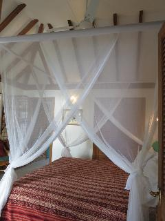 Master Bedroom - which has private access to the wrap around verandah