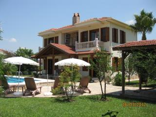 Villa Hatira. Private villa sleeping 6. Full A/C., Dalyan