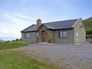 KILCRENAGH, pet friendly, country holiday cottage, with a garden in Glenbeigh, County Kerry, Ref 4179