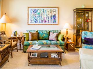 PEACEFUL 2BD2/BA REMODELED GRAND CHAMPION onWAILEA BLUE COURSE WIFI/Res Parking, Wailea