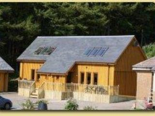 Sycamore Lodge, Cill-Mhoire Self Catering Lodges, Dervaig