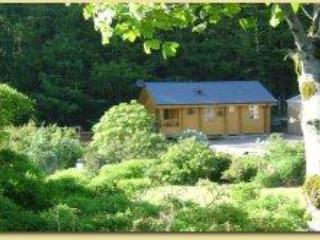 Willow Lodge, Cill-Mhoire Self Catering Lodges, Dervaig