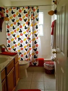Mickey and Minnie's Bathroom