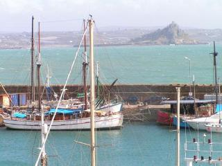 Luxury Harbour & Sea View Apartment No.3 Cornwall, Penzance