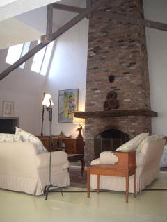 Fireplace & Skylights.JPG