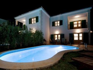 Hvar Villa with Pool, 50m from a Pebble Beach