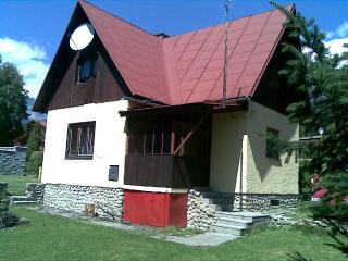 Chata Rebeka, Stara Lesna. Tatras holiday cottage