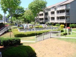 Pool, Balcony, Hot Tub included with Great Condo at the Shipwatch Pointe II Myrtle Beach, SC
