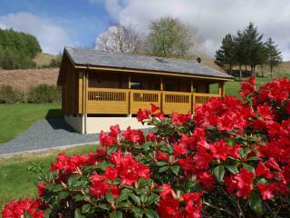 Beech Lodge, Cill-Mhoire Self Catering Lodges, Isle of Mull