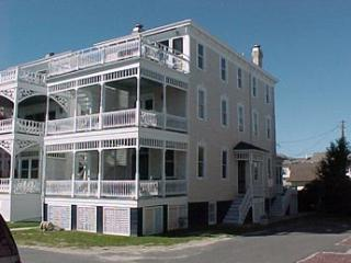 Lovely House with 2 BR, 1 BA in Cape May (White Cottage Garden Apt. 5638)