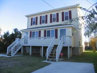 Ideal House with 3 BR/2 BA in Cape May (Twin Bank 48313)