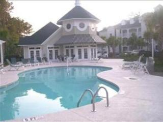 Pool, Fitness Center and Pool house