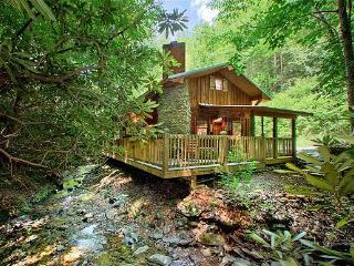 Cottage on a Creek, Gatlinburg