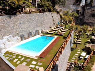 Loft Apartments with POOL - Amalfi town