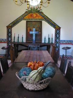 Chapel Painted by L. Aurilia