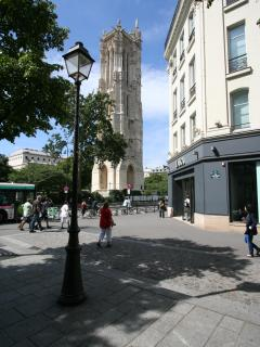 Tour Saint Jacques