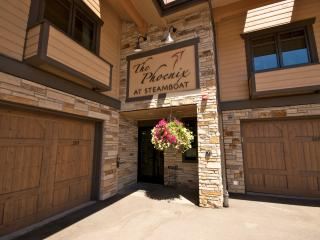 Steps to gondola- Sleeps 11-17,  FREE NIGHT., Steamboat Springs