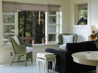Orchard Suite @ Bloom Salt Spring Organic B&B, Salt Spring Island