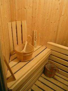 Finnish Sauna-Fitness Room-Ground Floor