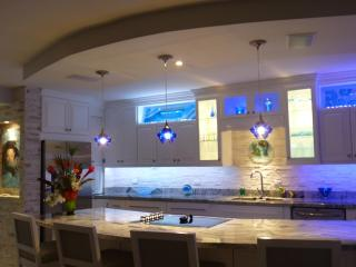 Gourmet Kitchen for entertaining