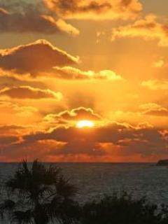 Sunrise at Aqua Vista