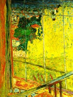 Other Bonnard Painting, painted a few hundred metres from the villa.