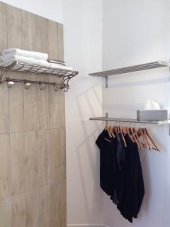 The Master Bathroom, Lots of Space for your Clothes