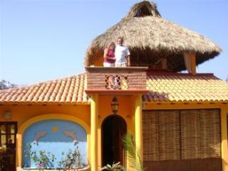 Casa Las Conchas:Beautiful & Romantic 2 bedrm home, Sayulita