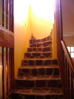Main House stairway to heaven