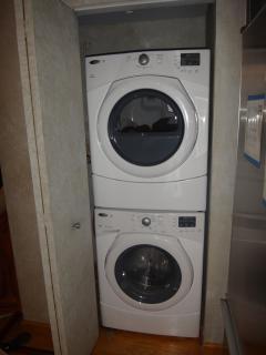 Washing Machine and Drier