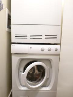Washer And Dryer In Awarehouse