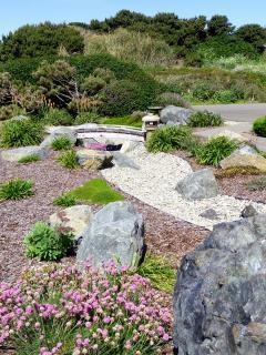 West Side Garden in Spring