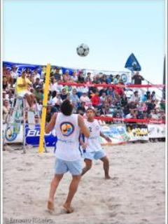 Pro Foot Volley Hollywood Beach FL sponsored by Villa Sinclair Beach Suites & SPA
