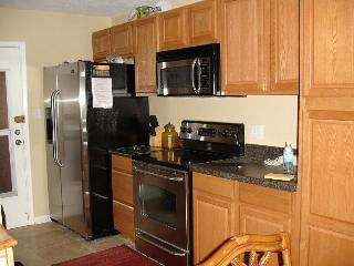 New appliances in kitchen all stainless