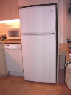 New Fridge and Dishwasher