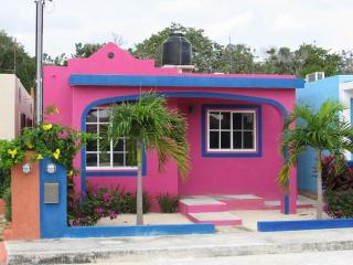 Casa Rosa Two BR ! Between Akumal-Tulum now w HIGH SPEED INTERNET 20MB!