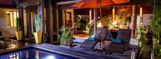 Hideaway Villa, the perfect romantic getaway