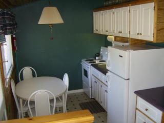 Kitchen of One-Bedroom Cottage