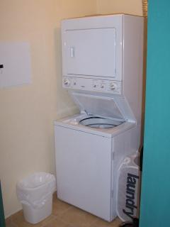 In-Unit Laundry Center