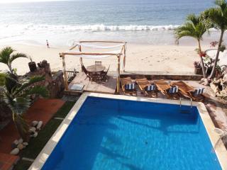 Beachfront Luxury Villa best area of P. Vallarta, Puerto Vallarta