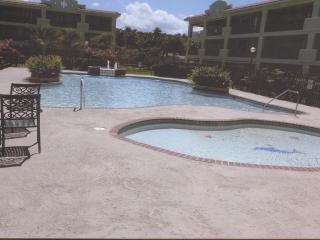 condominio frente al mar de Puerto Rico, complejo privado, Rio Grande