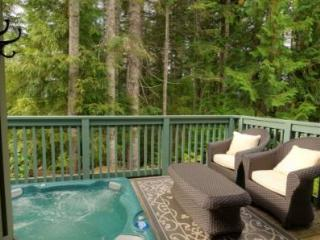 Ski In/Out, Private Hot Tub, Family Friendly, 3BR, Whistler