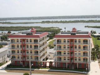 Stunning water views from wrap-around balcony, Daytona Beach