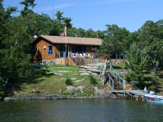 French Portage Outpost, Honey Harbour