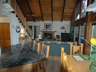 Family Room looking from Kitchen
